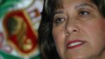 Martha Chávez: 'Falta de liderazgo de Humala quedó demostrada por Chehade'
