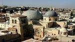 Jerusalén celebra la Navidad en la Iglesia del Santo Sepulcro