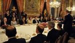 Ollanta Humala pide a empresas españolas que inviertan más