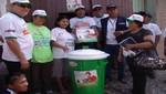 Minsa supervisó recojo de recipientes inservibles para evitar el dengue en Puente Piedra