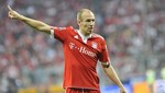 Arjen Robben: 'Solo dejaría Alemania por el Barcelona'