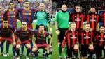 Barcelona y AC Milan se verán las caras en la Champions League