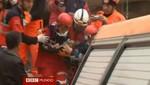 Turquía: Rescatan entre los escombros a un bebe de dos semanas de nacido (Video)