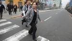 Susana Villarán prometió levantar monumento en honor a la CGTP