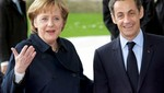 Sarkozy y Merkel se burlan de Berlusconi (Video)