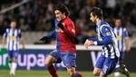 Vea el gol triunfal del Barcelona sobre Granada