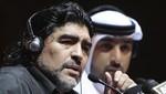 Equipo que Maradona dirige en Dubai le regaló triunfo