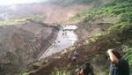 Apurímac: Lluvias causan derrumbes en carreteras