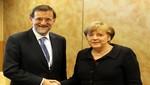 Rajoy y Merkel dedicarán excedentes de fondos europeos a programas de empleo