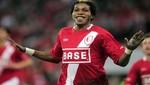 AC Milan sigue de cerca evolución de ariete Mbokani