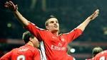Arsenal goleó por 5-2 al Tottenham por la Liga Inglesa