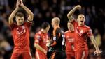 Liverpool se coronó como campeón de la Carling Cup