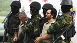 La DEA capturó a 34 narcotraficantes mexicanos en Colombia