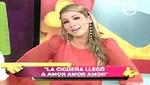 Sofía Franco reveló que se encuentra embarazada (Video)
