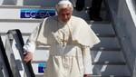 El papa Benedicto XVI ya está en Cuba