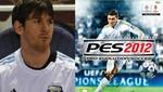 Cristiano Ronaldo desplazó a Messi de la portada del PES 2012