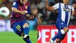 Barcelona es el campeón de la Supercopa de Europa tras vencer 2-0 al Porto