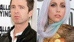 Noel Gallagher criticó fuertemente a Lady Gaga
