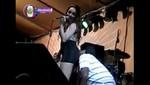 Dorita Orbegoso se dejó besar el trasero por desconocido