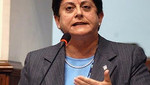 Lourdes Alcorta: 'Chehade debe retirarse del Gobierno'