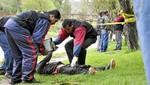 Los Olivos: asesinan a dirigente de Construcción Civil