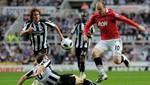 Premier League: Manchester United igualó 1 a 1 con el Newcastle
