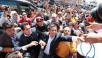 Ollanta Humala: 'Pido unirnos en los grandes temas con las fuerzas políticas sociales'