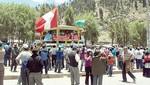 Agricultores de Andahuaylas respetan tregua con el Gobierno