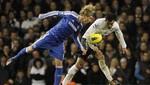 Chelsea igualó 1-1 con el Fulham en el 'Boxing Day'