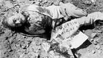 Perú sufrió una agresión terrorista y CVR lo niega