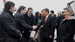 Ollanta Humala se encuentra en Suiza para participar en Foro de Davos