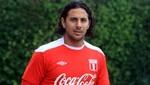 Claudio Pizarro: 'Me siento contento de reunirme de nuevo con el equipo'