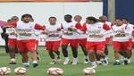 Selección peruana entrenará hoy en Complejo Deportivo del Real Madrid