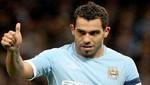 Tévez regresa al equipo alterno del Manchester City