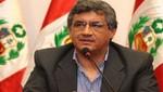 Juan Sheput a Ollanta Humala:  'Se sigue manchando las manos de sangre'