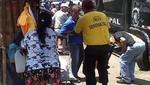 Más de 500 ambulantes fueron desalojados de la avenida Aviación en La Victoria