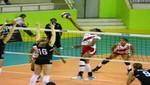 Voley: Perú perdió 3-0 ante República Dominicana