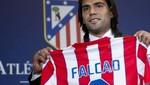 Radamel Falcao: 'Mi sueldo no se mezcla con mi rendimiento'