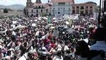 Cajamarca: Enfrentamiento deja un herido