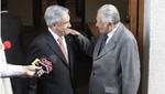 Sebastián Piñera comenzó rondas de diálogo con ex presidentes de Chile