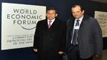 Presidente Ollanta Humala participa en sesión plenaria 'Perspectivas Económicas Mundiales en el 2012'