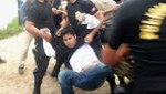 Loreto: Policía de Iquitos se enfrenta a universitarios que piden vacancia de rector de la Unap