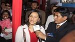 Congresista Verónika Mendoza y su compromiso con la reglamentación de la Consulta Previa