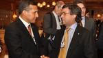 Ollanta Humala destaca que el Perú ha alcanzado logros importantes en Davos
