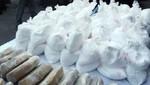 Policía ecuatoriana halla 3,5 toneladas de cocaína escondidas en cargamento de yucas