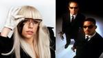 Lady Gaga participará en la tercera parte de la película 'Hombres de Negro'