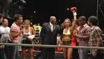 Combate: Alejandra Baigorria y Sheyla Rojas se enfrentaron en una pelea de box