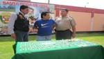 En Barranco policía captura a dos buscados microcomercializadores de droga