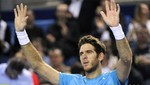 Del Potro avanza a la segunda ronda del torneo ATP 500 de Dubai