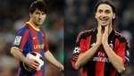 UEFA Champions League: ¿Quién crees que gane el duelo entre el Barcelona y el AC Milán?